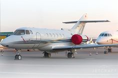 Hawker 850XP, Engines and APU on JSSI 100%, EU OPS certified #bizav #aircraftforsale