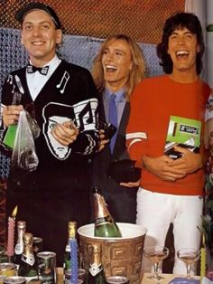 Cheap Trick ~ Hey . . . a party!!