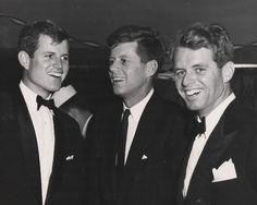 Teddy, Jack and Bobby