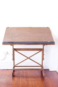 RARE 30's mayline drafting table by glassdeer on Etsy, $320.00