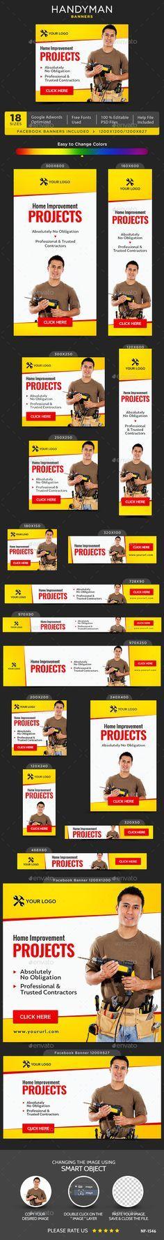 Image result for home improvement web ads