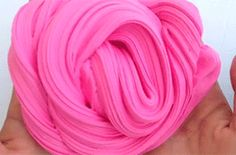 sensory kitty — x Pink Fluffy Slime, Pink Slime, Glitter Slime, Le Slime, Slimy Slime, Diy Crafts Slime, Slime Craft, Slime Swirl, Putty And Slime