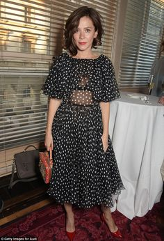 Friel-good factor: Rochdale-born star, Anna Friel - whose hit films include Me Without You...