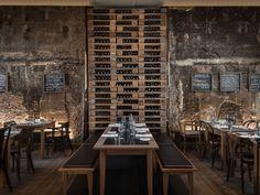 Elegant Restaurant ACHT in den Spichernh fen