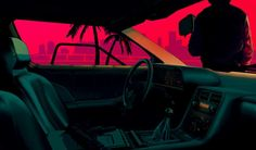 Hotline Miami - DeLorean
