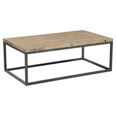 Vermont Coffee Table in Natural