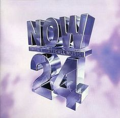 Various-Artists-Now-That-039-s-What-I-Call-Music-24-UK-CD-album-1993