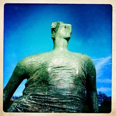 Henry Moore at Yorkshire Sculpture Park |Pinned from PinTo for iPad|