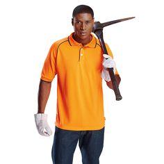 work wear golf shirts