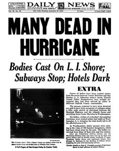 1938 Hurricane LI