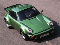 1975 Porsche 911 Turbo 3.0 Coupe (930)