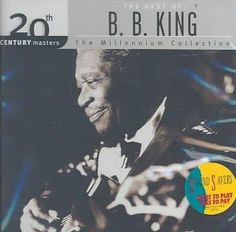 B. B. King - 20th Century Masters- The Millennium Collection: The Best of B.B. King, Black