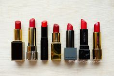 7 Best Holiday Red Lipsticks 2014 | The Fruit Compote