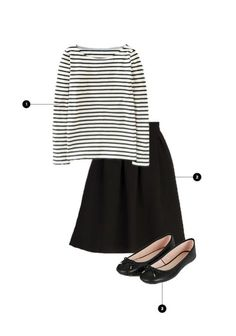 1. Boden, $27 / 2. ModCloth,$60 / 3. Top Shop, $26