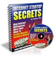 FREE Download - Internet Startup Secrets