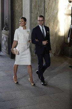 Crown Princess Victoria September 2013