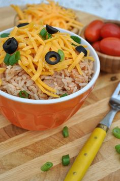 4-Ingredient, 4-Minute Chicken Taco Rice Bowls made with Minute Ready to Serve Rice