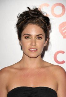 Nikki Reed:   I have a friend who looks just like her!