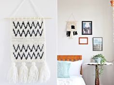 Testing textures and yarns, Hilja Design -blog.