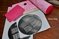 konad  nail stamping kit- ibe been wanting this for awhile now but the large ones are pretty costly