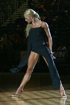 Yulia Zagoruychenko Dancer legs.  Gorgeous