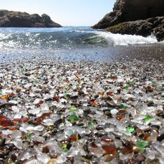 Glass Beach, USA
