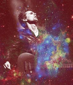Matt Bellamy --the one and only -MUSE---