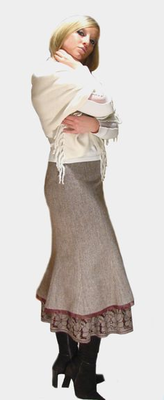 Spódnica damska - Odzież damska, garsonki, spódnice Arien Elegancka odzież damska-żakiety, garsonki, spódnice, spodnie, Poznań