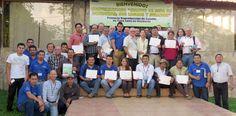 Taiwán da asistencia técnica para productores de papa en Honduras  Se calcula que 2,500 personas viven de forma directa de la actividad en mención  http://www.laprensa.hn/economia/902100-410/taiw%C3%A1n-da-asistencia-t%C3%A9cnica-para-productores-de-papa-en-honduras El equipo certificado en la capacitación de Dicta.