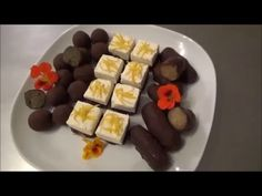 Chocolats maison (Vegan, CRU) - YouTube