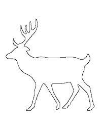Afbeeldingsresultaat voor deer templates