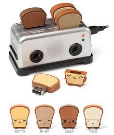 Tostapane USB