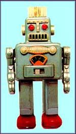When I was a child,  this was my first robot. Her name was Susie. Wish I still had her.