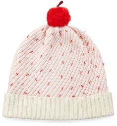 2589e14d857 kate spade new york cupcake beaded beanie hat