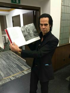 The Bad Seed, Nick Cave, Some People Say, Post Punk, Its A Wonderful Life, Screenwriting, The Book, Photo Book, Rock Bands