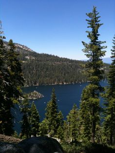 South Lake Tahoe - 2011, 2013, and in 2014, I now call it home