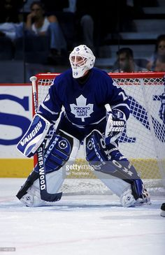 Jimmy Waite Goalie Gear, Goalie Mask, Hockey Goalie, Ice Hockey, Maple Leafs Hockey, Usa Sports, Nfl Fans, Toronto Maple Leafs, Goalkeeper