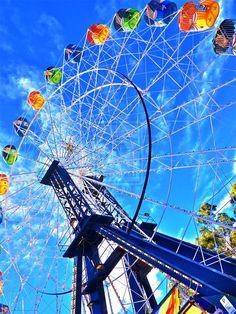 40 Stunning Ferris Wheel Photography