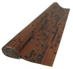 Bamboo Paneling Dark Chocolate 4' x 8'