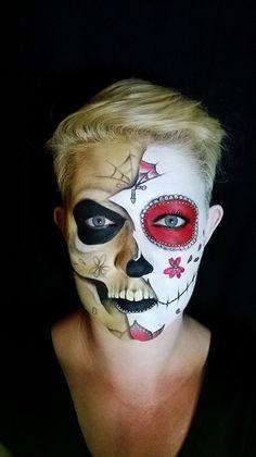 Gruwelijke monsters gemaakt met extreem veel make-up - Froot.nl