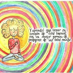 regram @psicologia_transformadora Que todo lo bueno que abunda en tu alma predomine sobre todas las cosas Imagen by @jopidibuja #amor #asidesimple #jopi #reflexion #lifecoach #coachdevida #crecimientopersonal #viernes