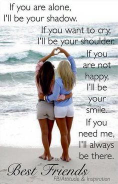 Something to do with ur bff or ur bffs,when u guys have the time,it summer and i. - - Something to do with ur bff or ur bffs,when u guys have the time,it summer and it time to make those bond stronger and what better way to do it than t. Soul Sister Quotes, Besties Quotes, Cute Couple Quotes, Bffs, Cute Quotes, Bestfriends, Friends Like Sisters Quotes, Quotes For Best Friends, Smile Quotes