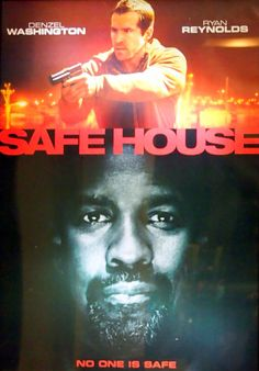 Movie 9 of 2015 - Safe House