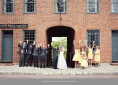 #firststatecapital #mainstreet #discoverstcharles Alicia and Ryan ~ St. Charles MO Wedding Photos - Erica Turner » Erica Turner