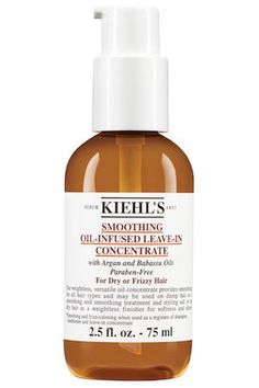 online shopping for Kiehl's Since 1851 Smoothing Oil-Infused Leave-In Concentrate from top store. See new offer for Kiehl's Since 1851 Smoothing Oil-Infused Leave-In Concentrate Leave In Conditioner, Hair Conditioner, Frizzy Hair, Dry Hair, Kiehl's Since 1851, Babassu Oil, Best Shampoos, Kiehls, Damp Hair Styles