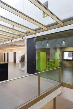 Hauptschule Rattenberg  Rattenberg, Austria     A project by: Daniel Fügenschuh Architekt ZT GmbH