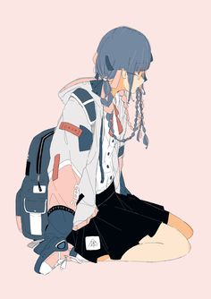 Cartoon Kunst, Anime Kunst, Cartoon Art, Anime Art, Cute Anime Character, Character Drawing, Art And Illustration, Pretty Art, Cute Art