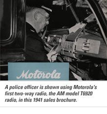 Motorola's rich history began with the Galvin Brothers first invention. Read about Motorola history and get information about Motorola heritage. Police Radio, Police Cars, Radios, Ham Radio License, Emergency Equipment, Police Vehicles, Short Waves, I Gen, Two Way Radio