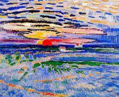 Dappledwithshadow: Jan Sluijters c. 1910