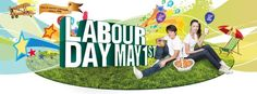 Workers Day, Labour Day, Beach Mat, Outdoor Blanket